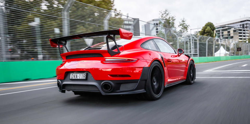 Porsche to resume 911 GT2 RS production after cargo ship sinks