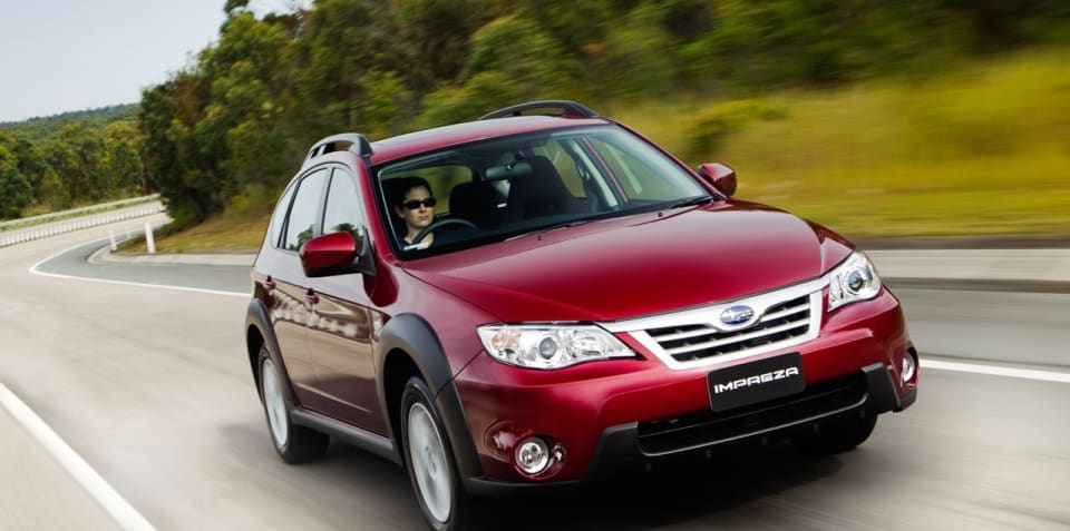 Subaru Impreza XV revealed