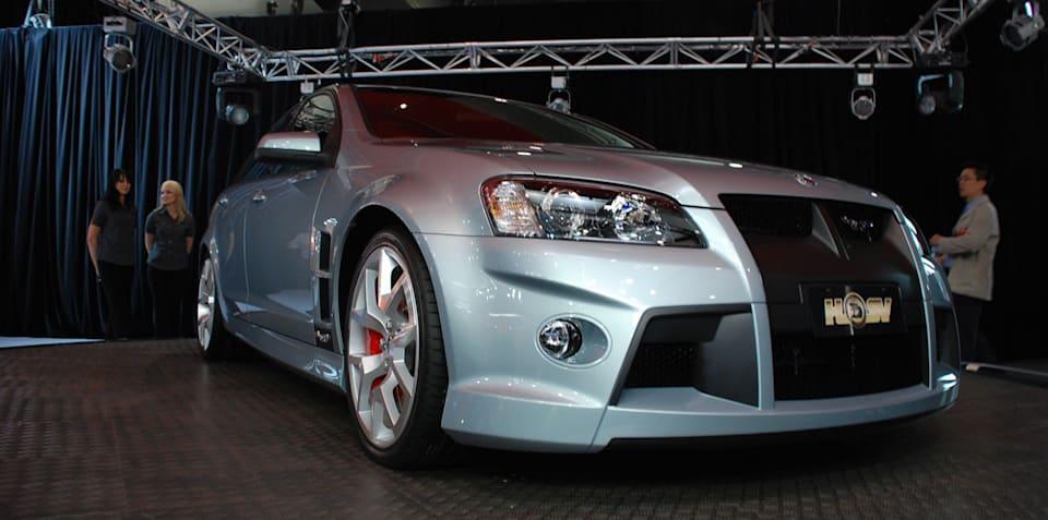 2008 Melbourne Motor Show