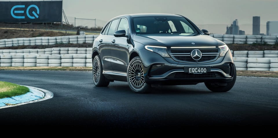 2020 Mercedes-Benz EQC review: First Australian ride-along