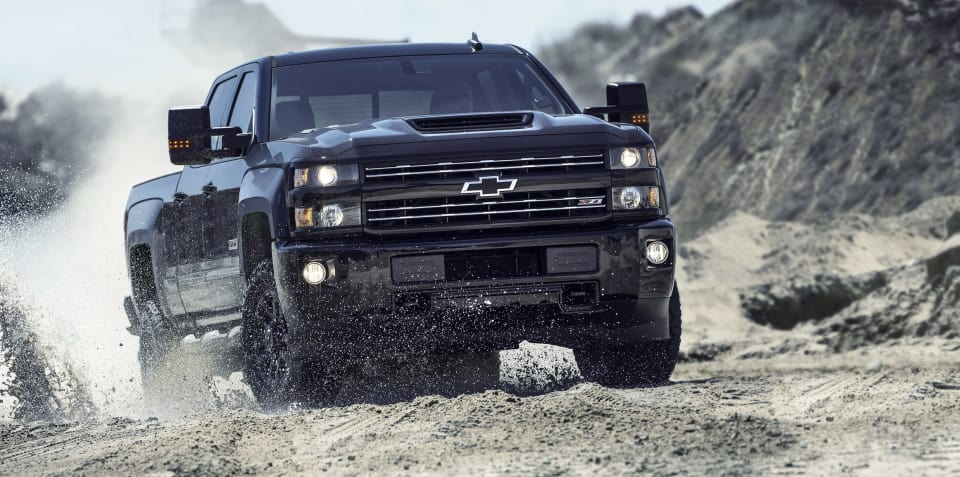 HSV: Chevrolet Silverado coming to Australia