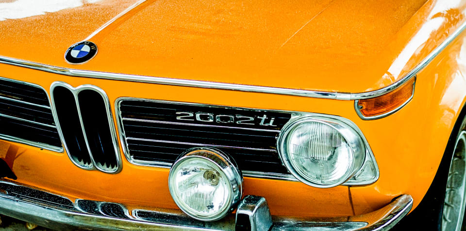 From typewriters to BMWs: The Story of Alpina