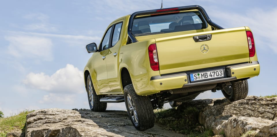 BMW: X-Class ute 'disappointing', Mercedes can do better