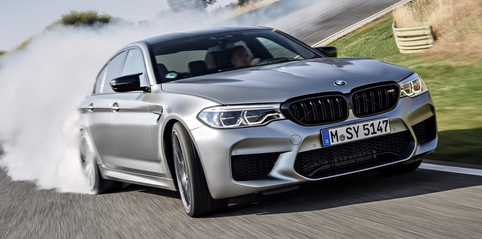 2019 BMW M5 Competition pricing and specs