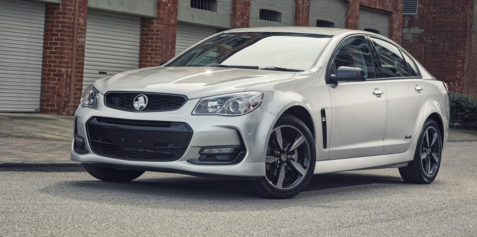 Holden Commodore Black: SV6, SS drive-away specials on sale - UPDATE