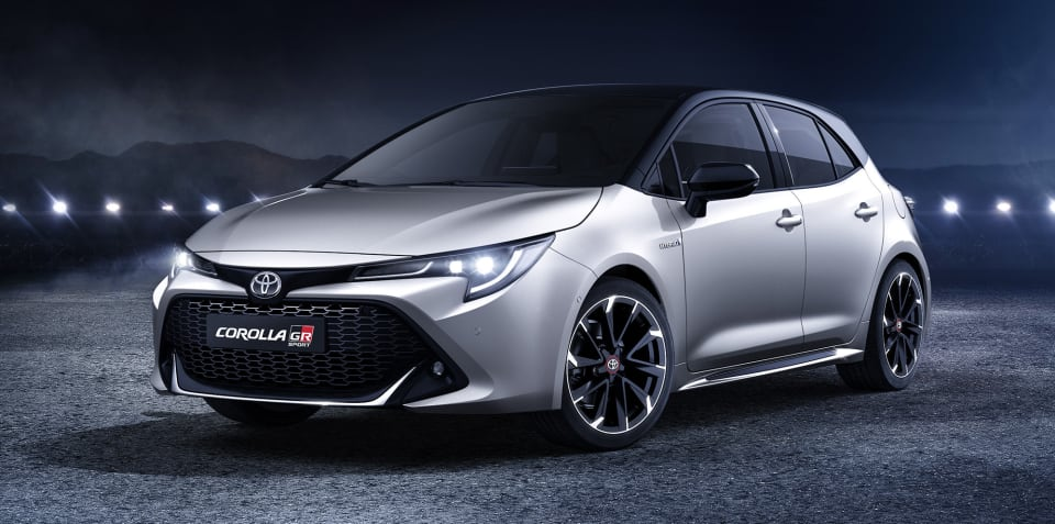 Toyota Corolla GR Sport, Trek revealed