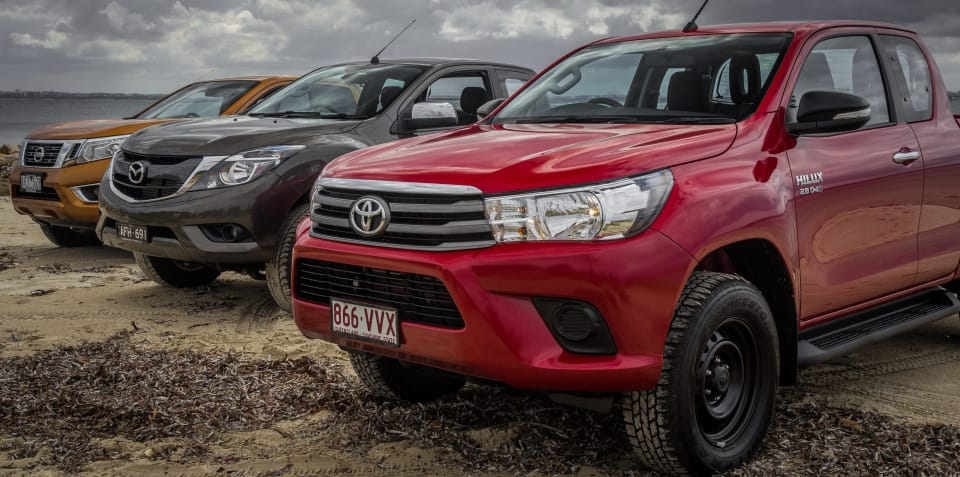 Top-selling utes and vans: Deep-dive into Toyota HiLux, Ford Ranger and beyond