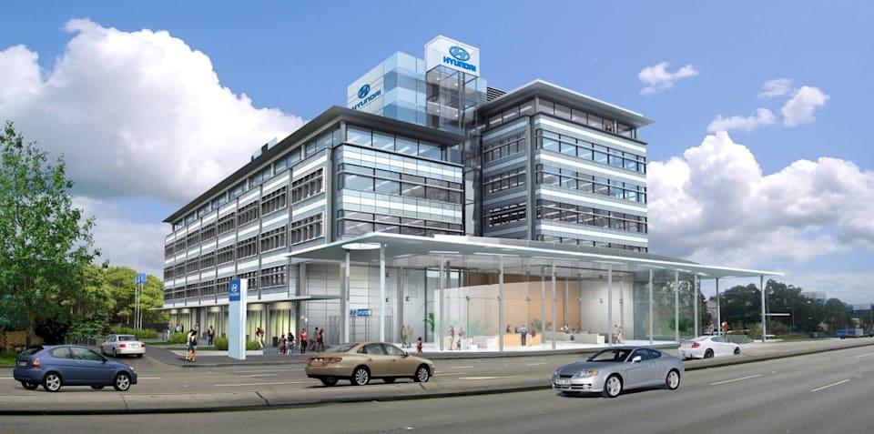 Hyundai Australia relocates to new HQ
