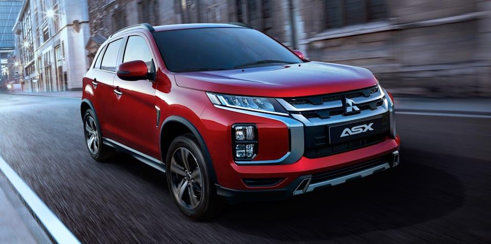 Mitsubishi ASX to get 2.4-litre petrol engine