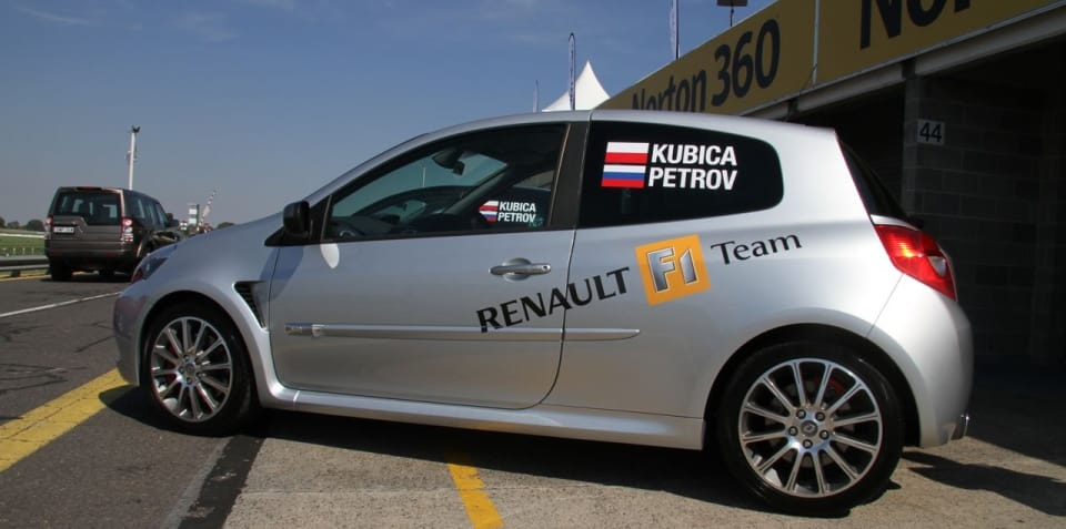 Clio Renault Sport 200 Cup Review