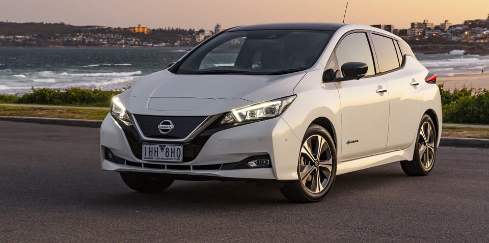 2019 Nissan Leaf preliminary specs revealed, here in mid-2019