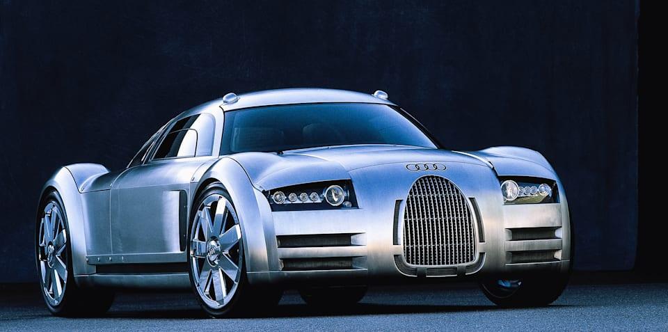Design Review: Audi Rosemeyer Concept (2000)