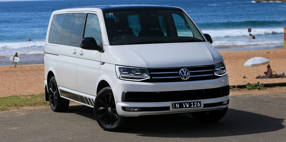 Volkswagen Multivan Black Edition on sale from $63,990