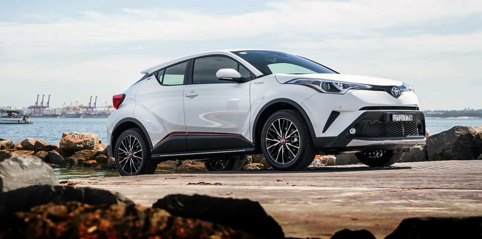 Poll: 2018 Toyota C-HR pips Kona in a photo finish
