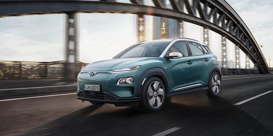 Hyundai Kona EV, Kia e-Niro range downgraded