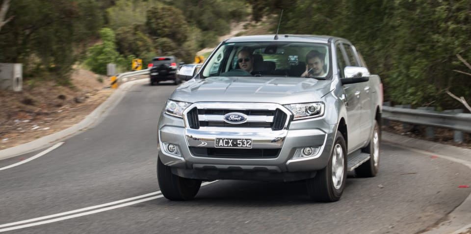 Ford Australia the fast riser in 2016 sales race
