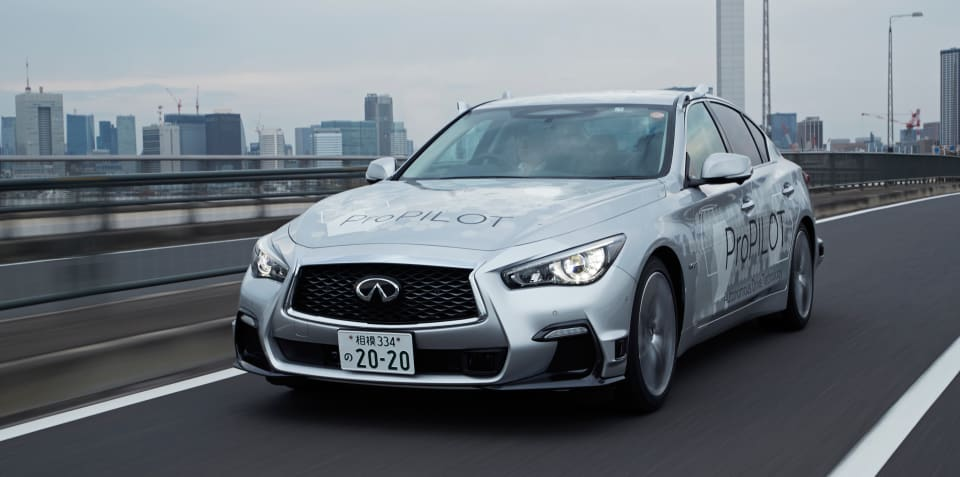 Fully autonomous driving will still need the human touch - Nissan