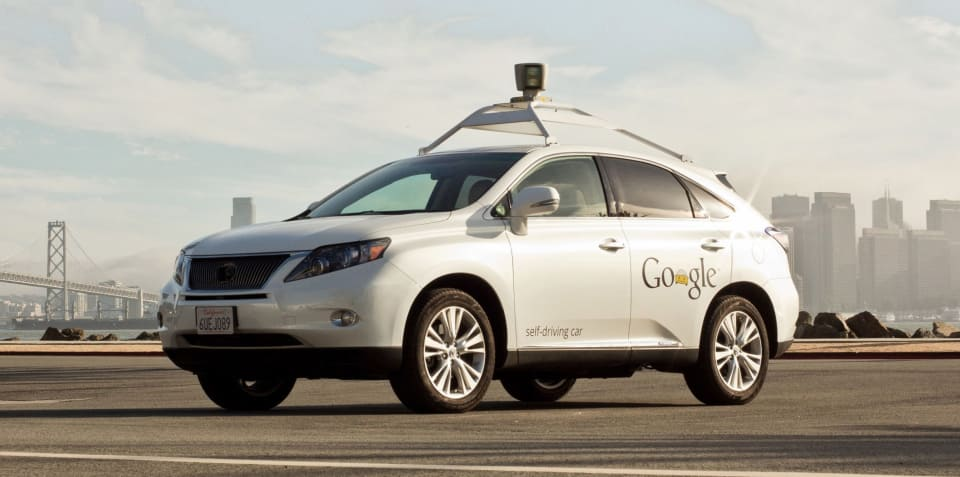 """Google self-driving car has """"some responsibility"""" in bus accident"""