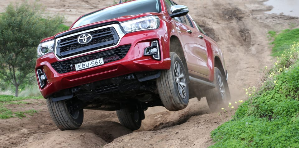 Best ute deals: sharp discounts emerge as sales continue to slide