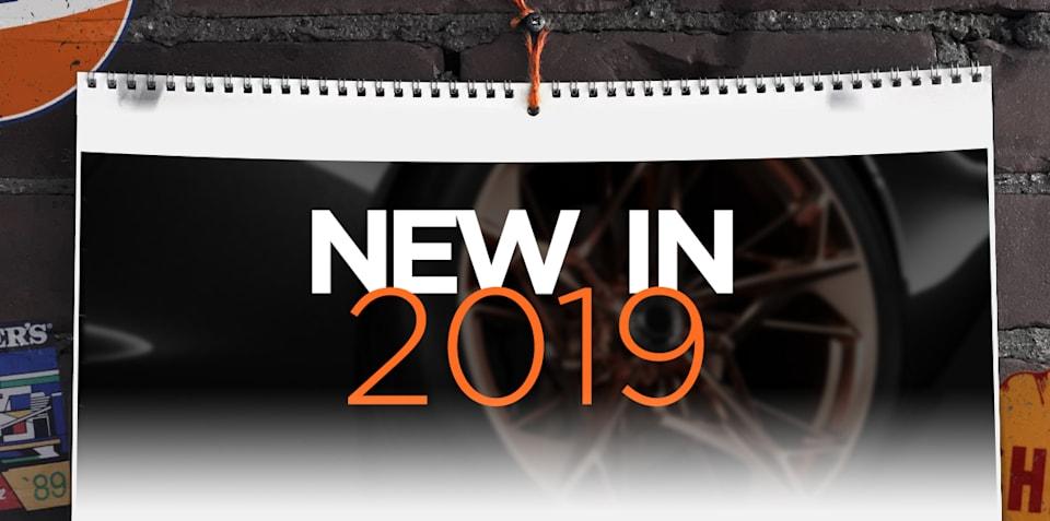 New Cars: 2019 New Car Calendar - the February update
