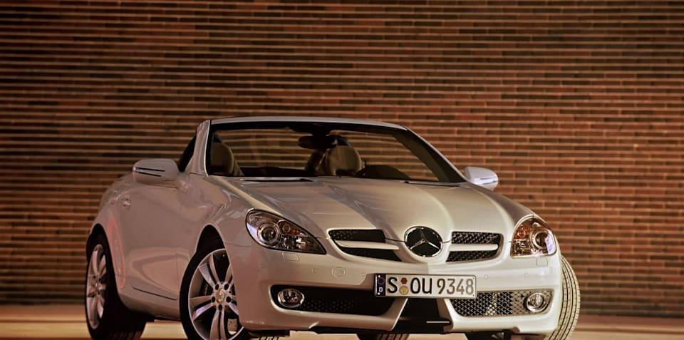 Mercedes-Benz announces pricing for next generation SLK