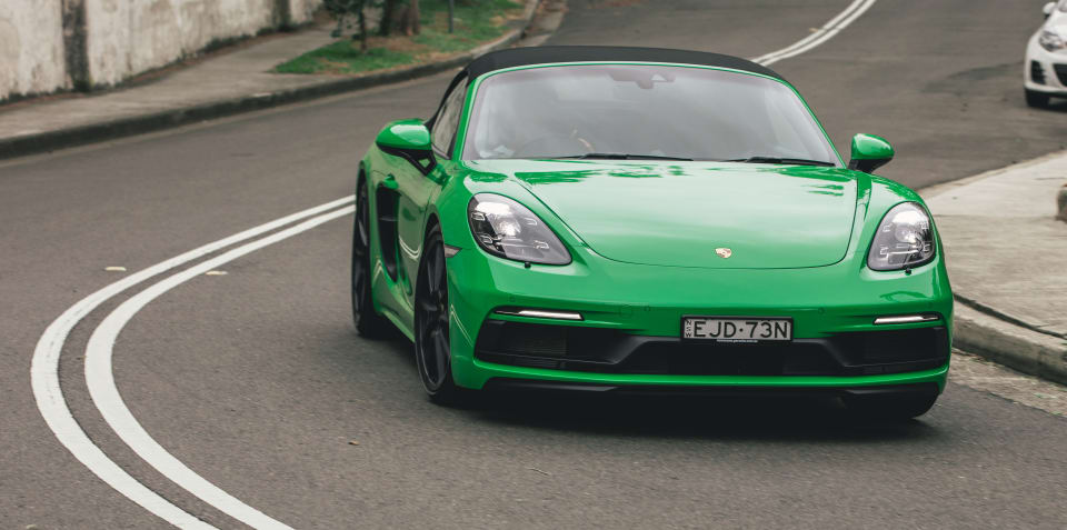 2021 Porsche Boxster GTS 4.0 review