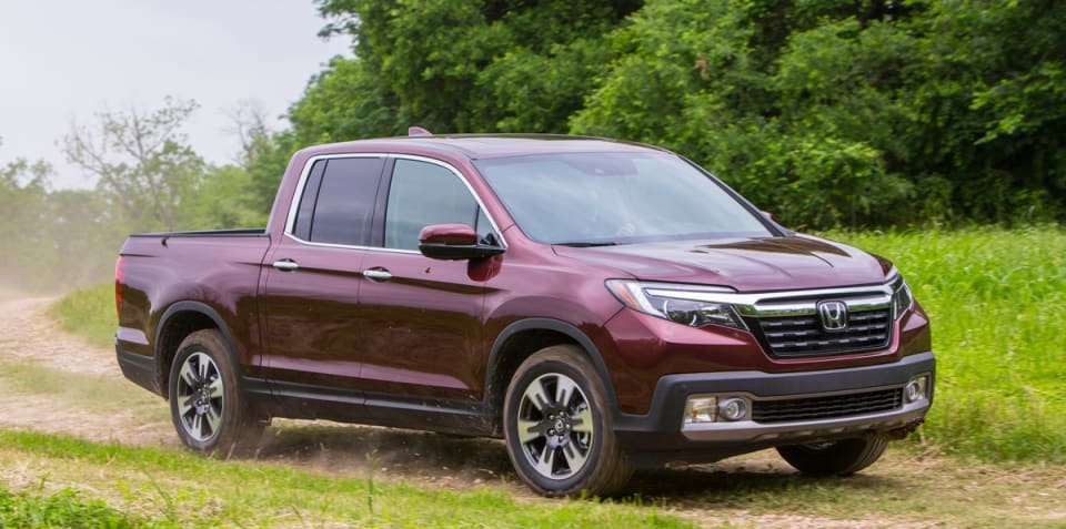 Honda rules out double-cab ute and full-size SUV for Australia