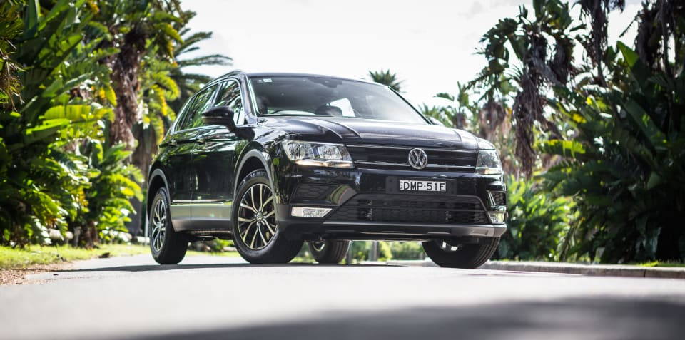 2017 Volkswagen Tiguan 132TSI Comfortline long-term review, report two: interior space and comfort