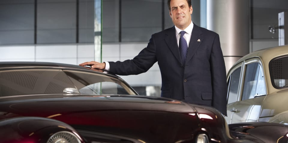 Mark Reuss, former Holden chief, becomes president of GM