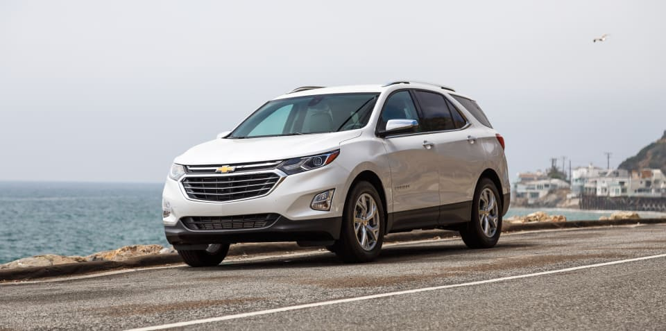 California Dreamin' in the 2018 Chevrolet Equinox