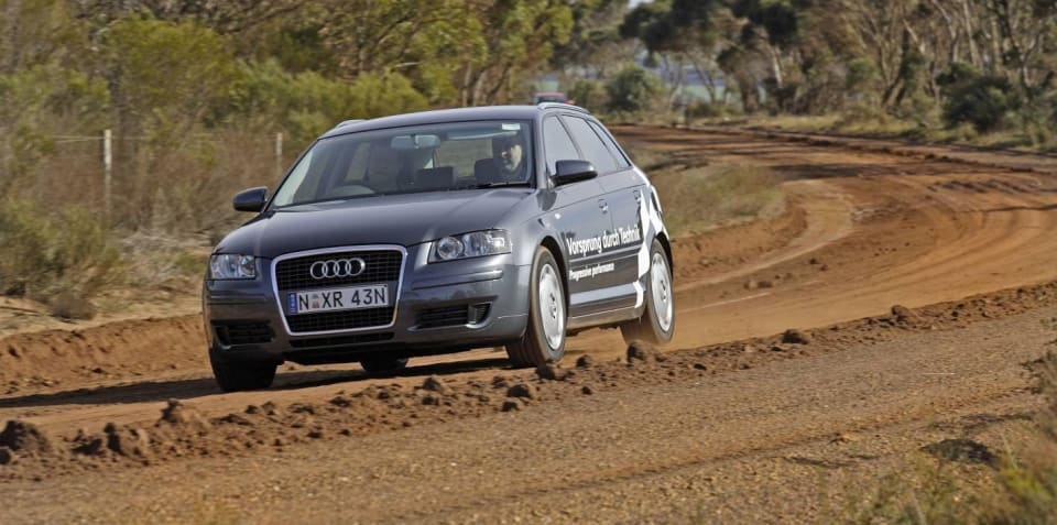 Audi A3 Sportback 1.9 TDI e - national media launch