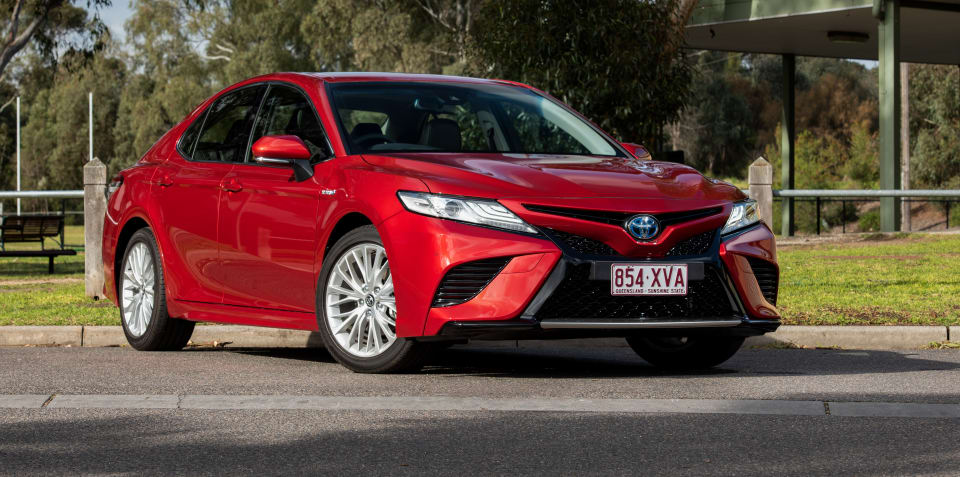 Toyota Australia excited by hybrid sales, 'won't apologise' for lack of EV