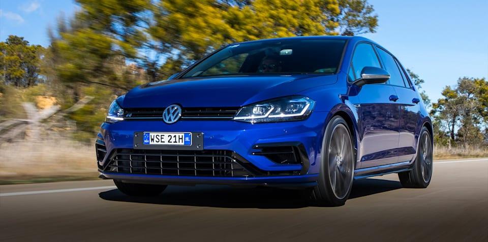 Volkswagen announces factory bonus for MY18 Golf R