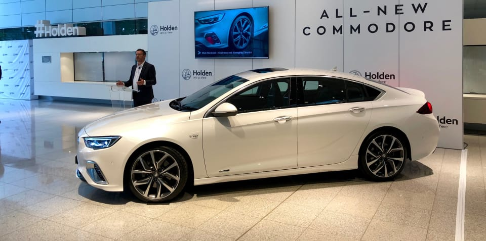 Holden online retail: Haggling, test drives may become part of the process