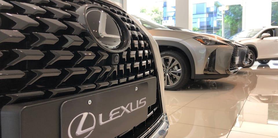 Lexus Australia introduces capped-price servicing