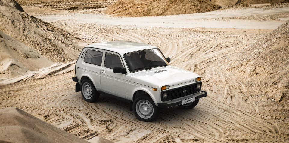 New Lada Niva for 2018... Could it be?