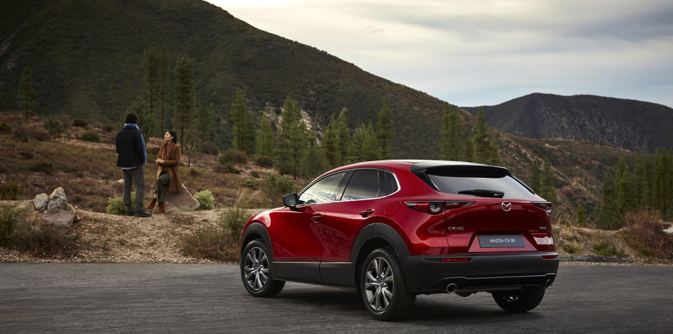2020 Mazda CX-30 unlikely to have an entry-level model