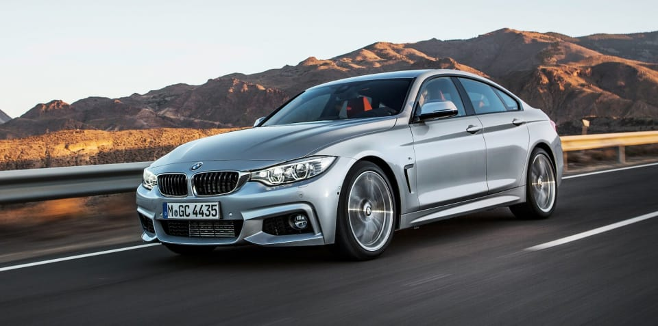 BMW 4 Series Gran Coupe : four-door hatchback revealed
