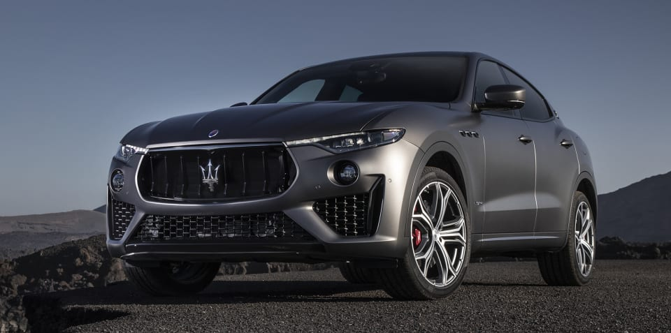 Maserati Levante Vulcano on sale from $184,990