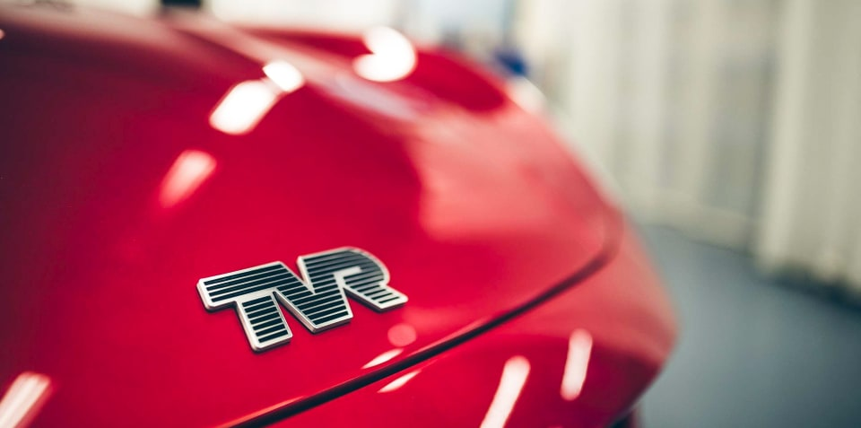 TVR Griffith production pushed back to 2020