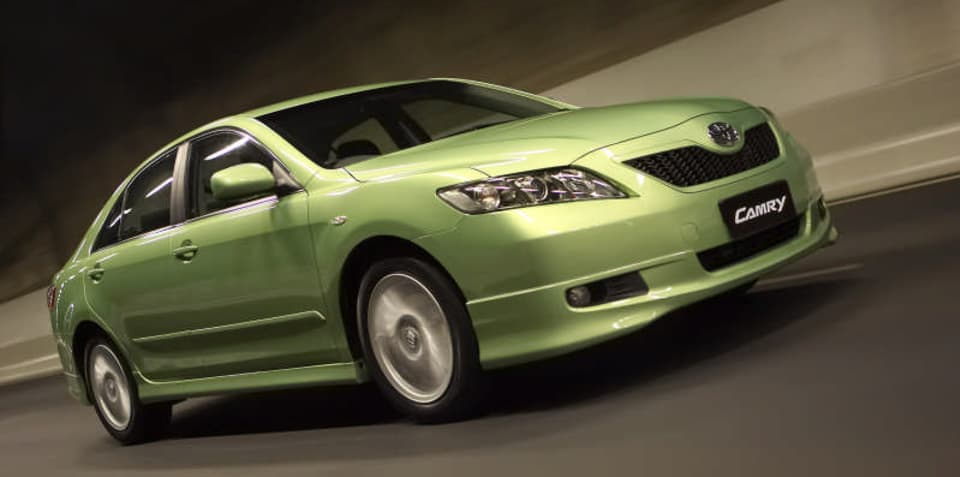 Toyota Camry 2006 Pricing