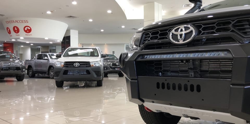 Car sales hit the brakes in February 2019