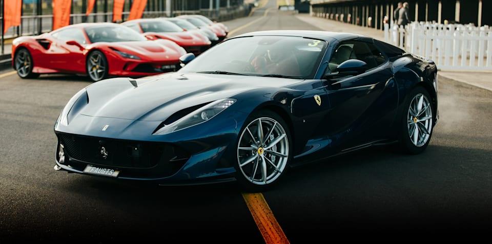 2020 Ferrari 812 GTS review: Track test