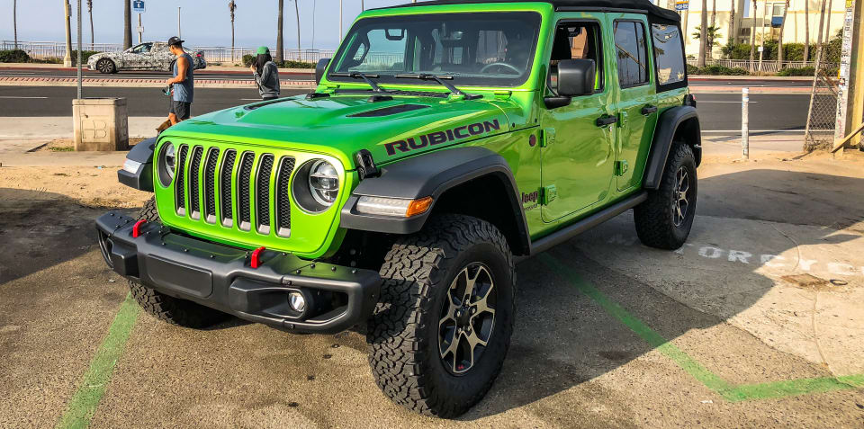 2019 Jeep Wrangler: News, Design, Equippment >> 2019 Jeep Wrangler Review Tacos Burgers And Surfboards In Socal