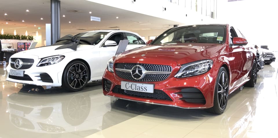 Mercedes slams stamp duty increases on luxury cars