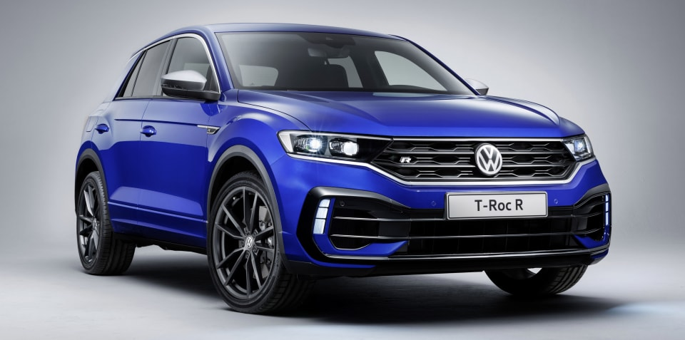 2020 Volkswagen T-Roc R unveiled