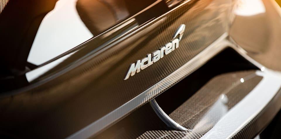 """McLaren: """"We will not build an SUV"""""""