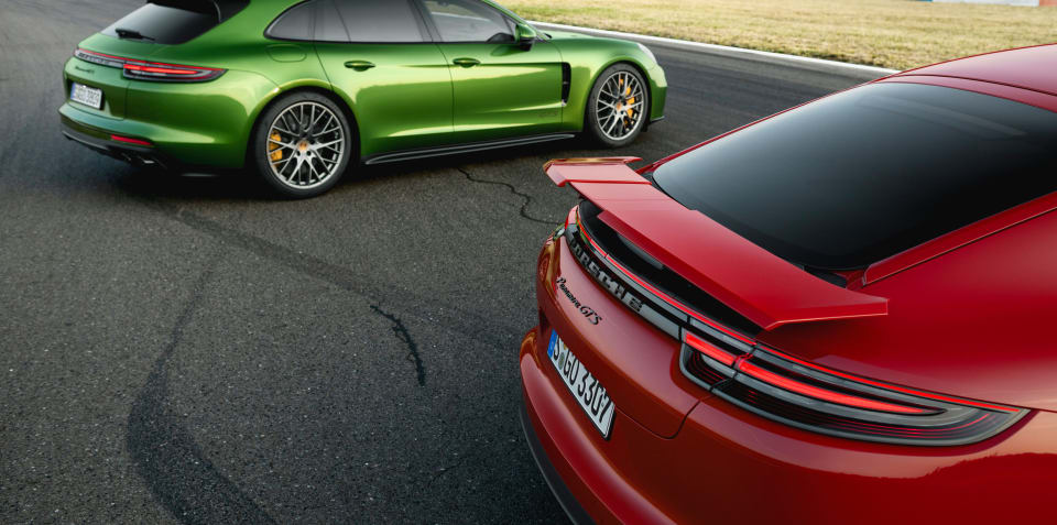 2019 Porsche Panamera GTS revealed, here first quarter of 2019