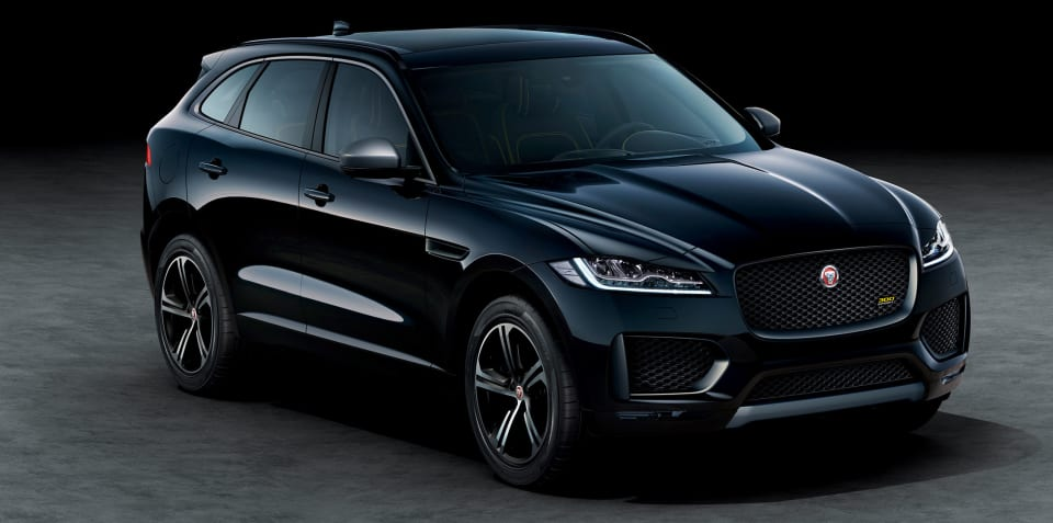 2020 Jaguar F-Pace 300 Sport and Chequered Flag revealed