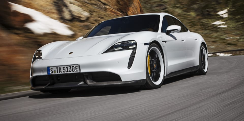 2020 Porsche Taycan revealed: 1050Nm of torque and 0-200km/h in under 10 seconds